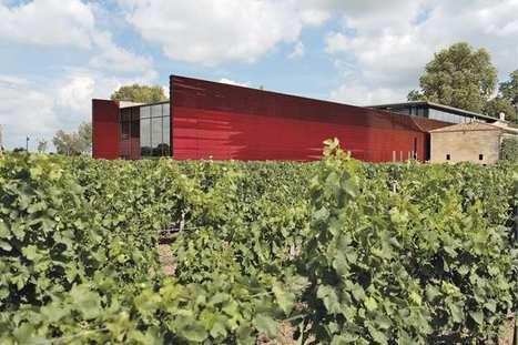 Des nouvelles prouesses architecturales du Bordelais | Wine and the City - www.wineandthecity.fr | Scoop.it