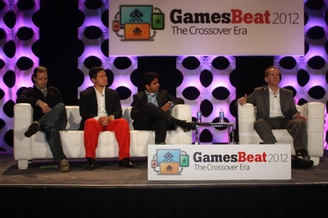 Gaming investors say the iPad will be this generation's console | Why people do things | Scoop.it
