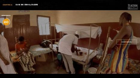 Bangui l'oubliée - Action contre la Faim   Interactive & Immersive Journalism   Scoop.it