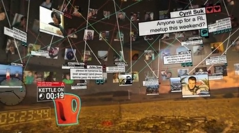 5 reasons to get excited about Augmented Reality in2013 | All Digital Goodness | Scoop.it