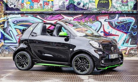 Smart to offer EVs and traditional engines across the lineup | All About Cars. | Scoop.it
