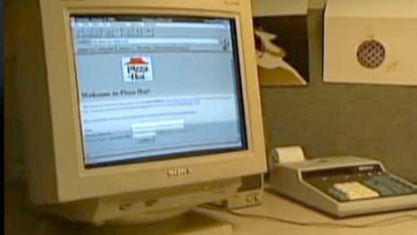 Flashback to '94: The Emerging Internet - NBC News | FutureChronicles | Scoop.it
