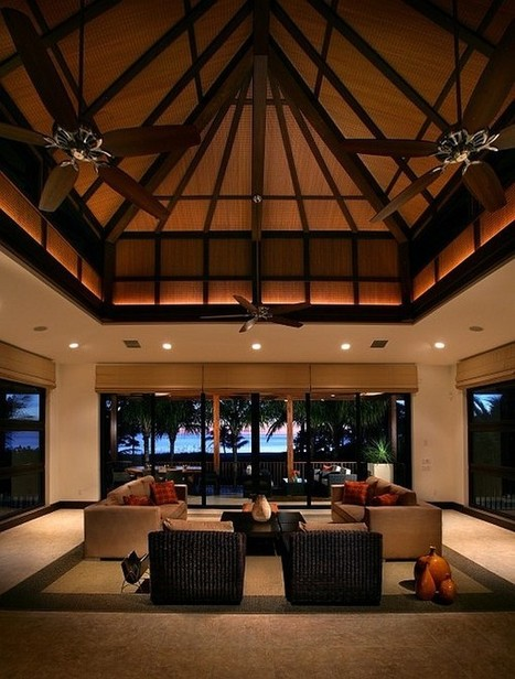15 Creative Ideas for High Ceilings | Design | News, E-learning, Architecture of the future at news.arcilook.com | Architecture e-learning | Scoop.it