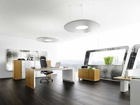 Choosing Furniture for the Contemporary Office   Cool Stuff for the Home & Garden   Scoop.it