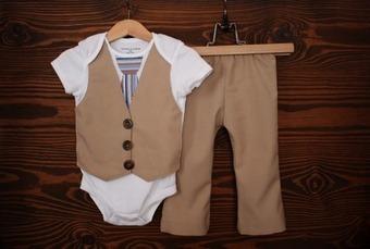 DIY : un costard pour bébé !!! | Enfant bébé maman | Scoop.it
