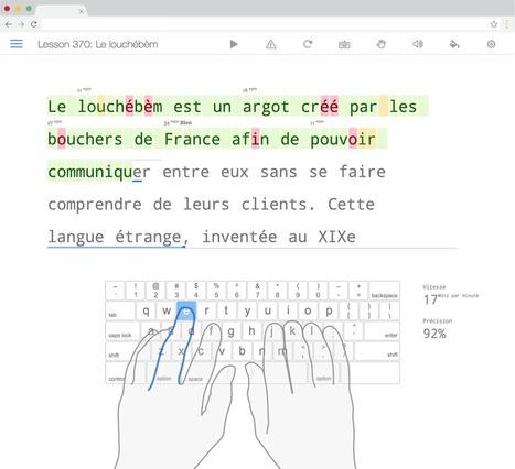 cours de français gratuit en ligne