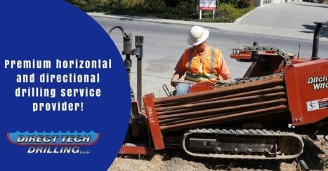 Directional drilling - Alternative excavation T