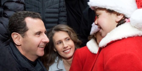 Syria's Assad Tops Off Another Year Of Bloodshed With A Holiday Photoshoot | Glopol Human Rights | Scoop.it