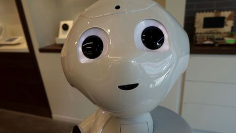 Pepper the 'emotional robot' makes its way to Silicon Valley | The Robot Times | Scoop.it