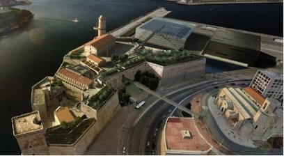 Marseille : ouverture du MuCEM et de sa librairie | Politique culturelle, politiques des publics, pratiques culturelles | Scoop.it