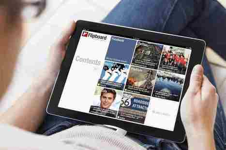 Flipboard: el reemplazo de los libros de papel | WEB 2.0 | Scoop.it