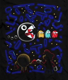 Pacman and Mario Join Forces! | Retro Gaming Life | Antiques & Vintage Collectibles | Scoop.it