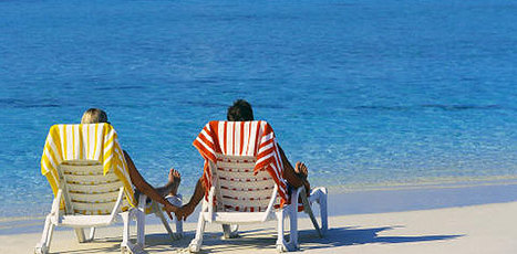 Vacation Deprivation | Unplug | Scoop.it