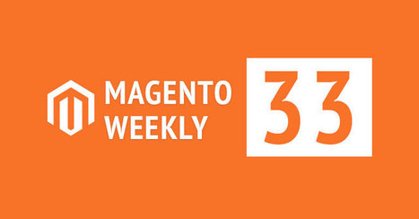 Magento News Weekly 033: Resources for Magento Developers, REST API Endpoints for Magento 2, Knockout JS with Magento 2 and more - Magenticians | Tutorials & News | Scoop.it