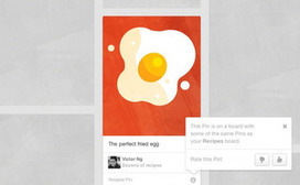 Pinterest Adds Related Pins for Better Discovery | HL | Scoop.it