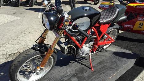 Raduno Ducati Celebrates Ducatis at Deus Ex Machina   Ductalk Ducati News   Scoop.it