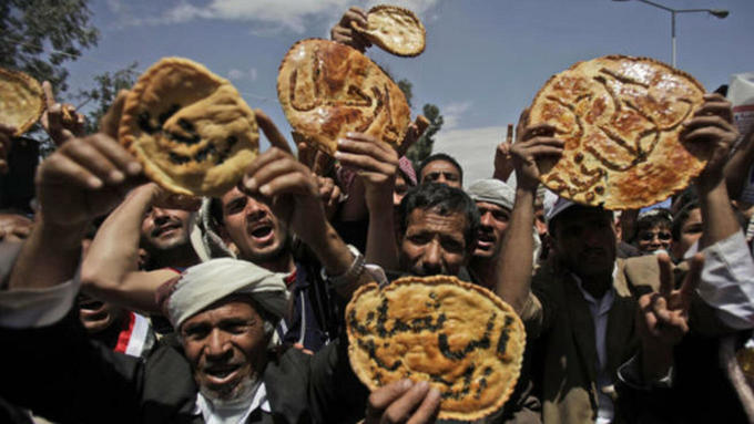 BREAD, FREEDOM, AND MIGRATION: THE ROLE OF FOOD IN THE ARAB AWAKENING