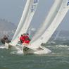Bionic catamaran