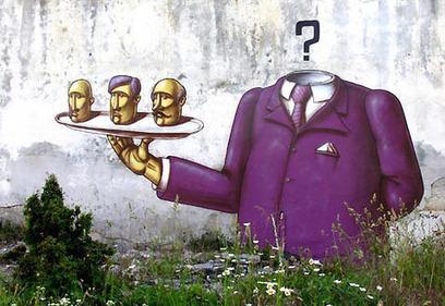 The Fantastic Street Art by Kislow | Beyond London Life | Scoop.it