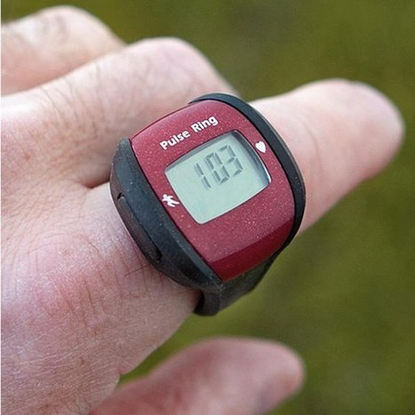 Wearable Tech Wrapped Around Your Finger | Pathology Labs | Scoop.it