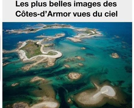 Côtes d'Armor vues du ciel   Charentonneau   Scoop.it