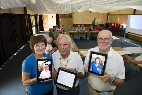 Baby boomers quick to embrace iPad technology - Toowoomba Chronicle | No Stylus - All about Touch Screen | Scoop.it