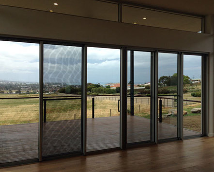 Sliding Mosquito Screens For Windows And Doors