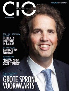 IT-Executive | technologie | Nederlands onderzoek naar energieverbruik cloudcomputing | SIG media items | Scoop.it