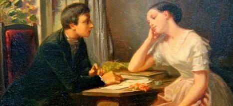 Ovide et Sollers: amoureux clandestins | Bibliothèque des sciences de l'Antiquité | Scoop.it