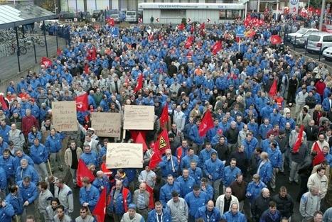 L'Allemagne ou le dogme du salarié low cost | Economie Alternative | Scoop.it