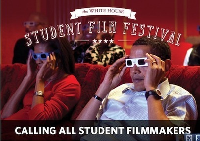 First Ever White House Student Film Festival Launches Today - Getting Smart by Getting Smart Staff - edchat, EdTech, Innovation, K-12, maker, Online Learning, PBL, personalized learning   Broadcasting Opportunities for K-12   Scoop.it