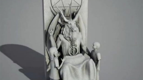 Group Wants Satan Statue at Oklahoma Capitol | Strange days indeed... | Scoop.it