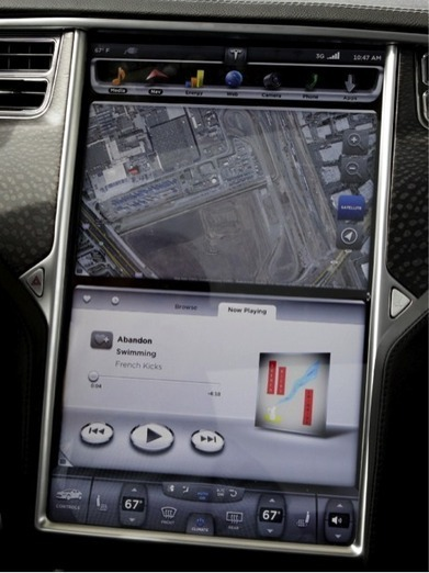 Driving the Future of the car: Free driving forever! A review of the Tesla Model S! | leapmind | Scoop.it