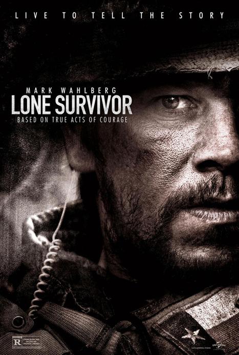 LONE SURVIVOR (2013) Movie Trailer, Poster: Wahlberg Fights to Survive | Movie Trailer | Scoop.it
