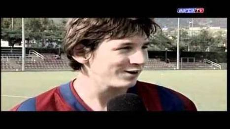 Messi. DNA Blaugrana | FC Barcelona | FCBarcelona | Scoop.it