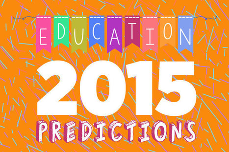 Kindergarten Entry Tests And More Education Predictions for 2015   cool stuff from research   Scoop.it
