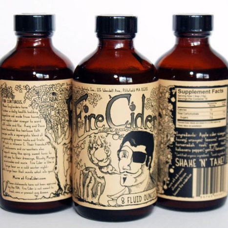 Shire City Fire Cider: Don't buy it | Erba Volant - Applied Plant Science | Scoop.it