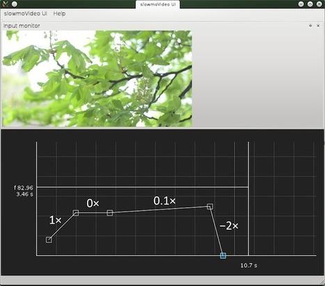 Comment faire une vidéo en slow motion sous Linux et Windows | Journalisme augmenté | Scoop.it