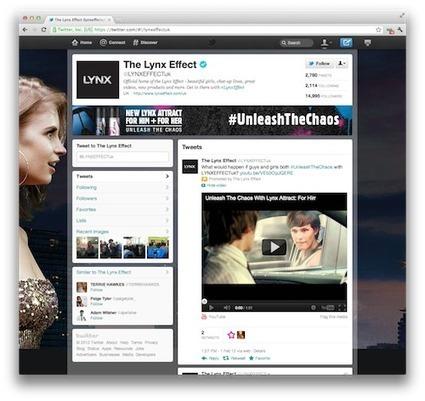 Twitter lance (timidement) ses pages marques | Pratique et Twitter | Scoop.it