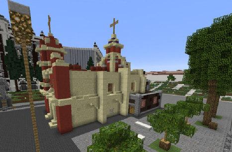 Serious game: ils aménagent leur ville grâce à Minecraft | great buzzness | Scoop.it