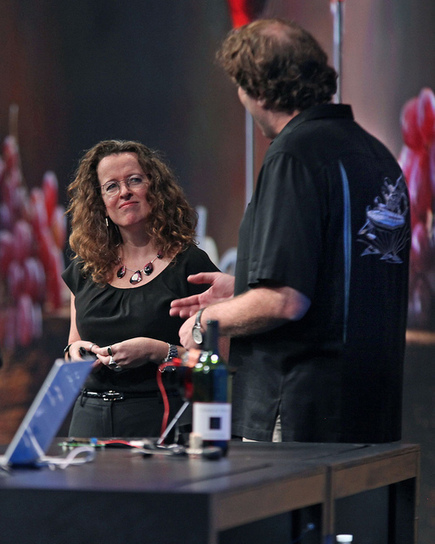Genevieve Bell and Mike Bell at IDF13 | Intel Free Press | Scoop.it