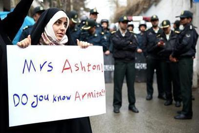 """Iran says woman sentenced to stoning given """"leave"""" from prison - The Daily Star 