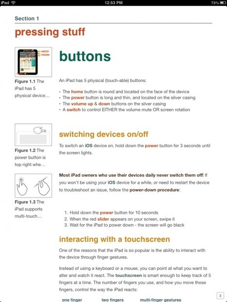 The Student Guide to iPads - It's Great for Teachers Too | Technology and Education | Scoop.it