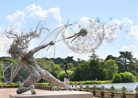 25 Of The Most Creative Sculptures And Statues From Around The World | Awesome ReScoops | Scoop.it