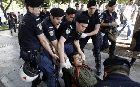 ¿Qué hace un indignado español en un calabozo de Atenas? | March to Athens | Scoop.it