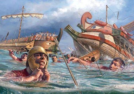 Jantipo, el mercenario espartano al servicio de Cartago - Historias de la Historia | clásicos | Scoop.it