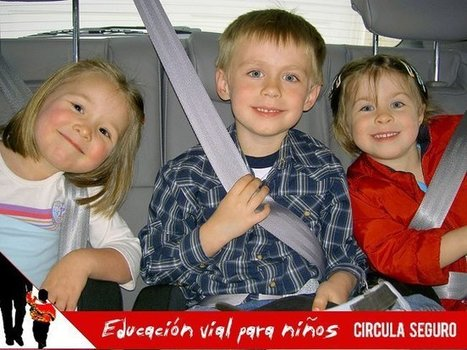 Educación Vial Infantil -  Michelin y Fundación Mapfrey #seguridadvial #recursoeduc | Aprendizaje Infantil | Scoop.it