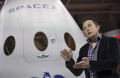 SpaceX seeks U.S. approval for internet-via-satellite network | Estudios de futuro | Scoop.it
