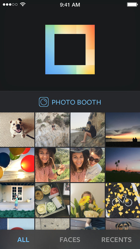 New: Layout from Instagram (Photography) - Zbynek Kysela | Instagram Tips and Tricks | Scoop.it