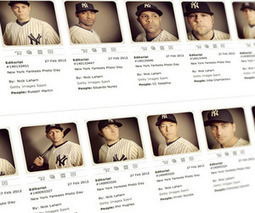 Getty Images licenses Instagram portraits of New York Yankees - The Verge | Istantanea | Scoop.it